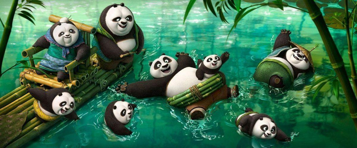 Kung Fu Panda 3 crítica