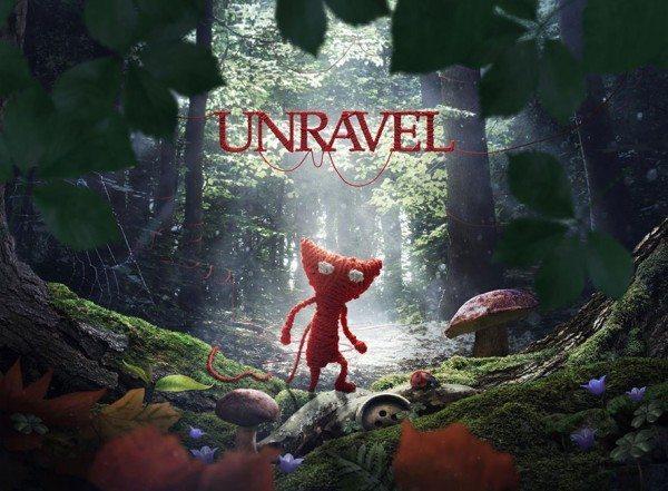 Electronic Arts - Unravel E3 2015
