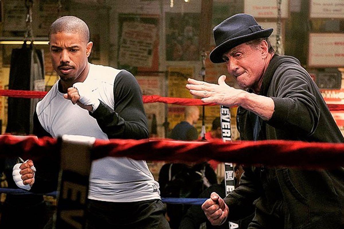 Película Creed - Rocky