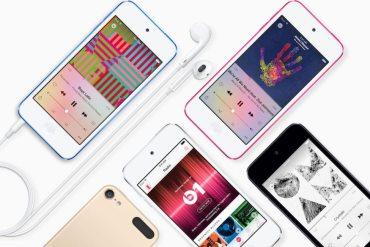 Nuevo iPod Touch 6ta generación 2015