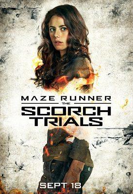 Segundo tráiler de The Maze Runner: The Scorch Trials