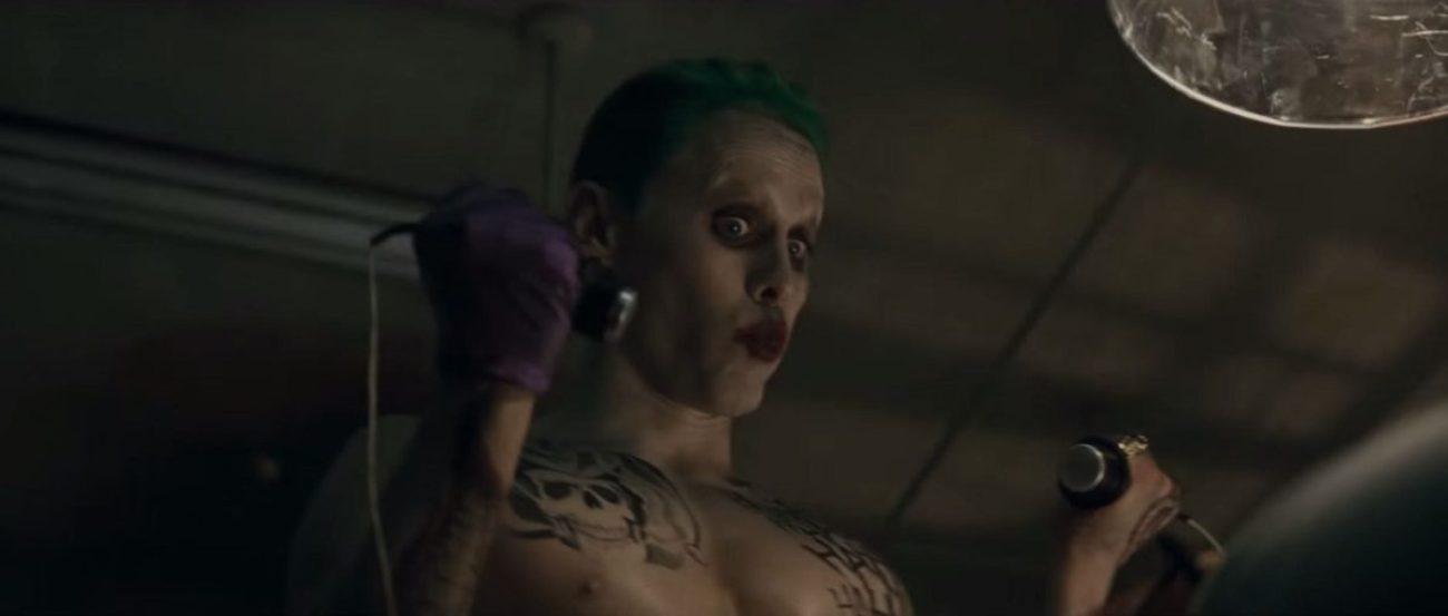 Suicide Squad trailer - Joker