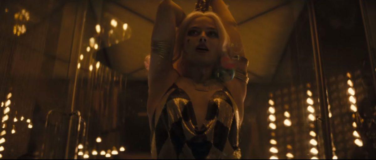 Suicide Squad trailer - Harley Quinn