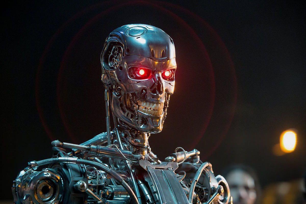 Terminator - Inteligencia Artificial