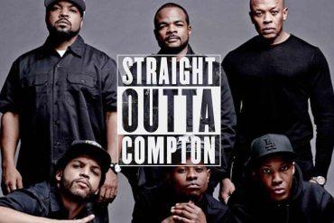 Straight Outta Compton - N.W.A.