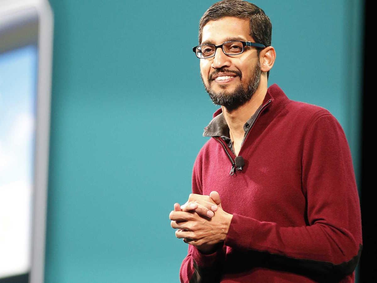 Google se reorganiza bajo Alphabet