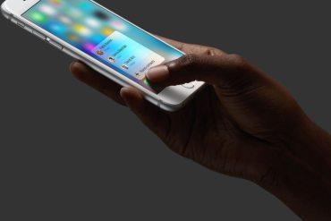 3D Touch convertirá el teclado del iPhone 6s en un trackpad