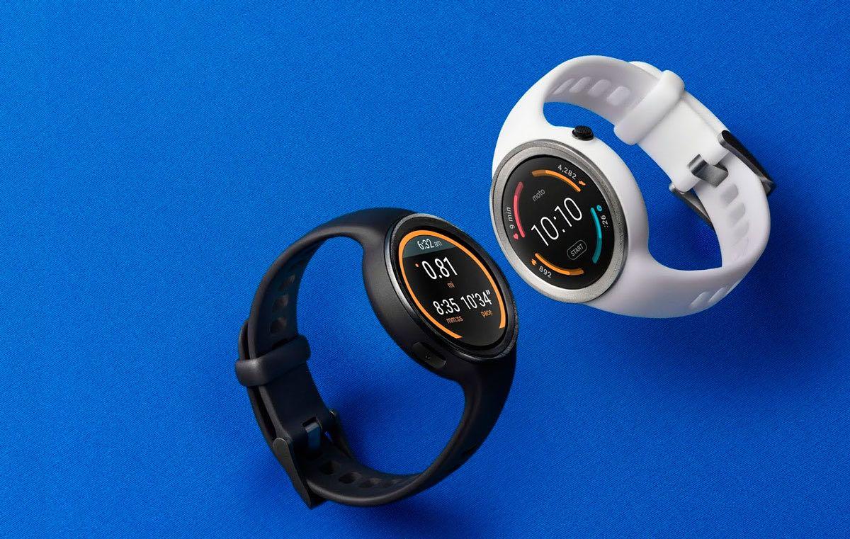 Nuevo Moto 360 Sport de Motorola