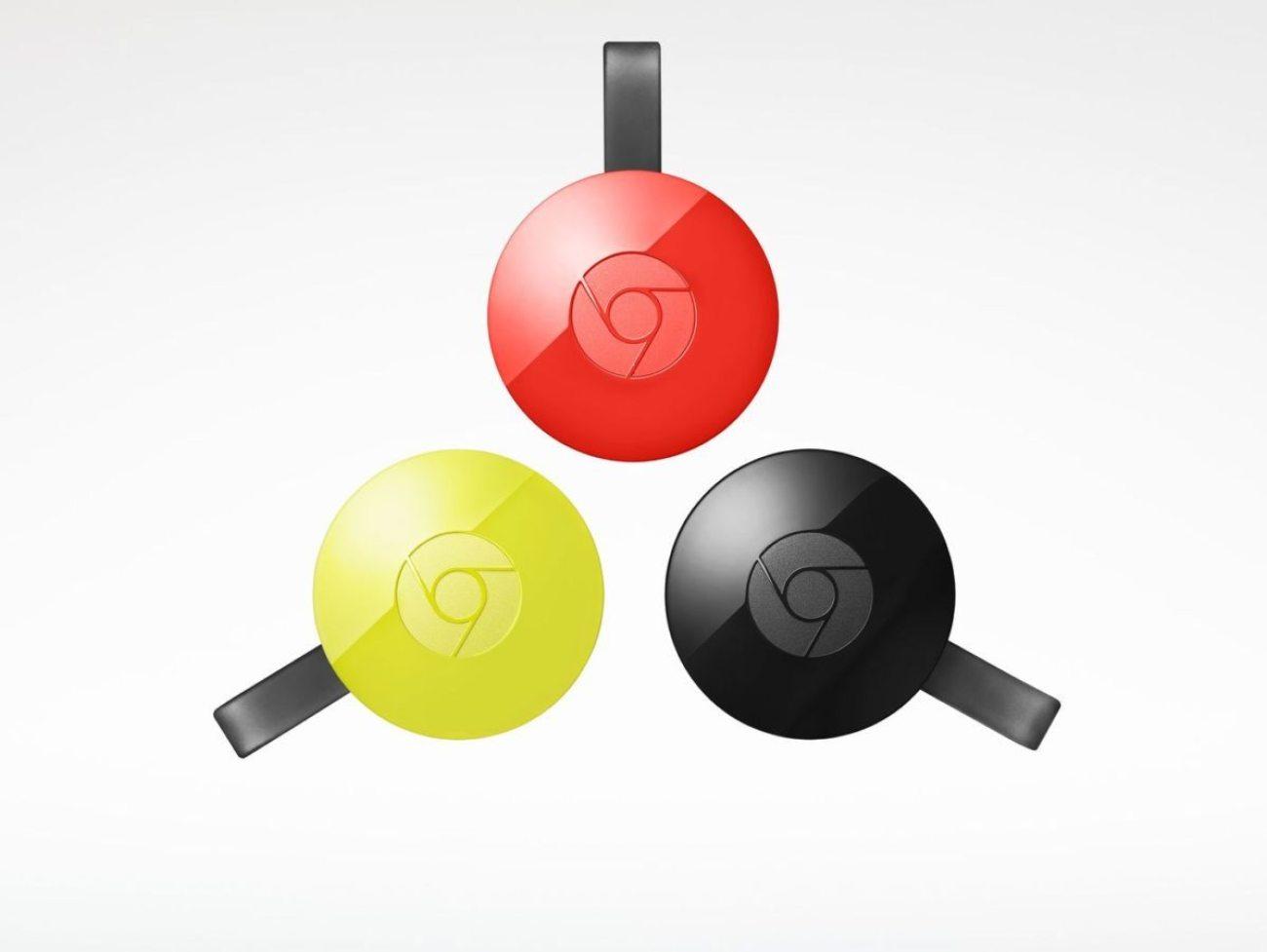 Nuevo Chromecast 2015