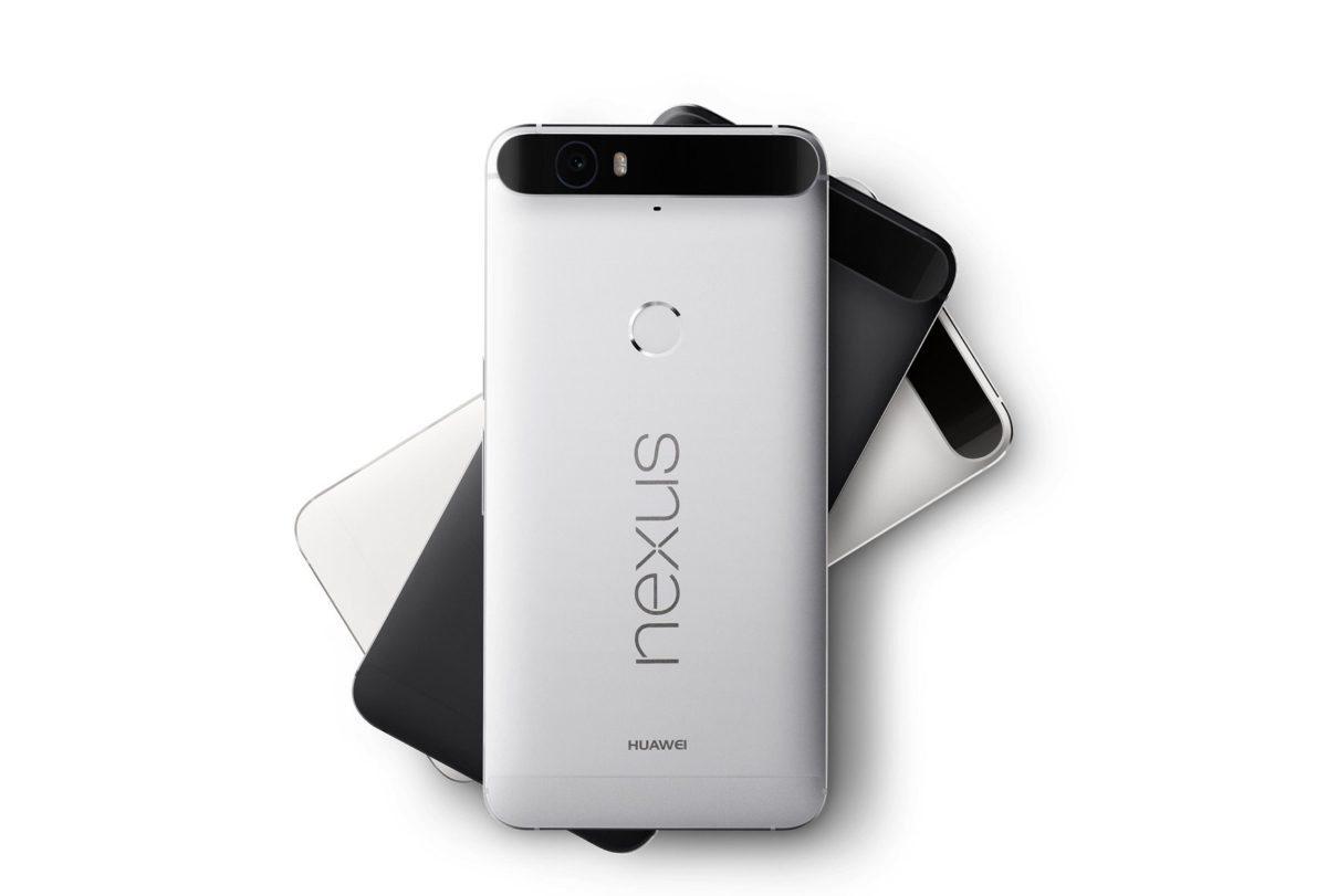 Nuevos Nexus 6P