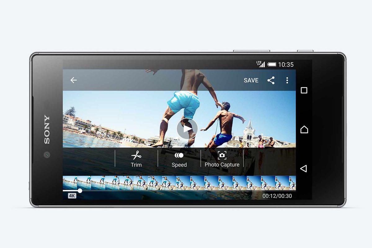 Sony Xperia Z5 Premium con Pantalla 4K