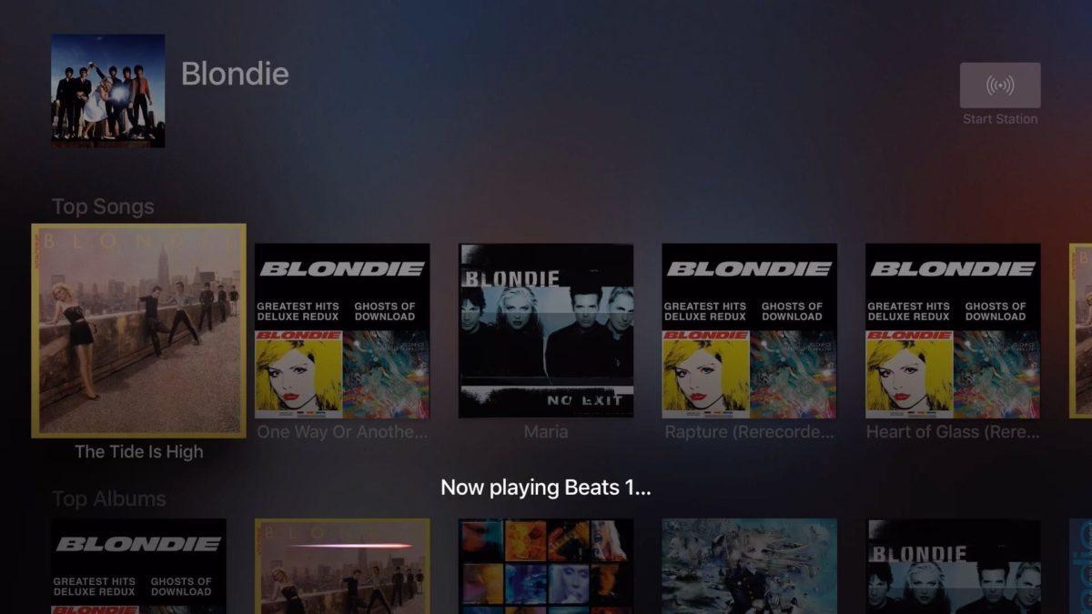 Integración de Siri y Apple Music en tvOS 9.1 Apple TV