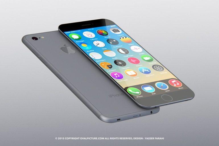 iPhone 7 chip A10 y 3GB de RAM