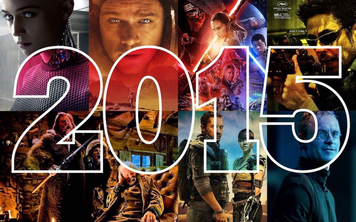 Las 15 mejores Películas 2015