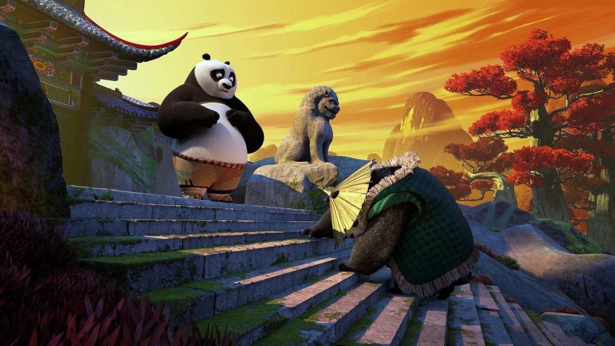 kung fu panda 3 reseña