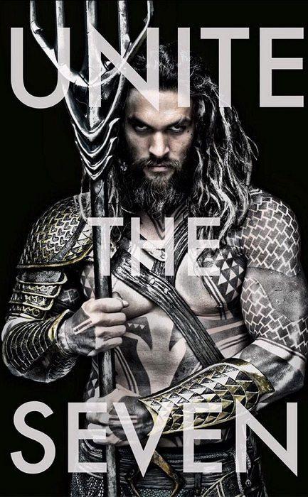 Fecha de estreno Aquaman - Jason Momoa