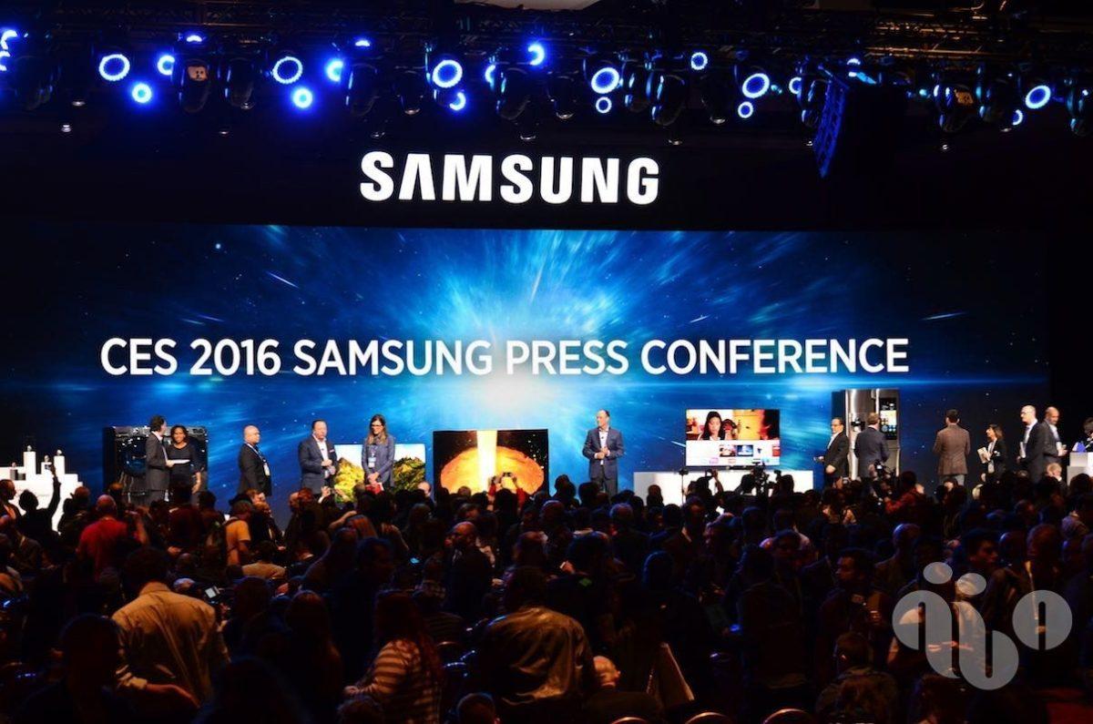 Samsung Smart TV SUHD con SmartThings Internet de las Cosas