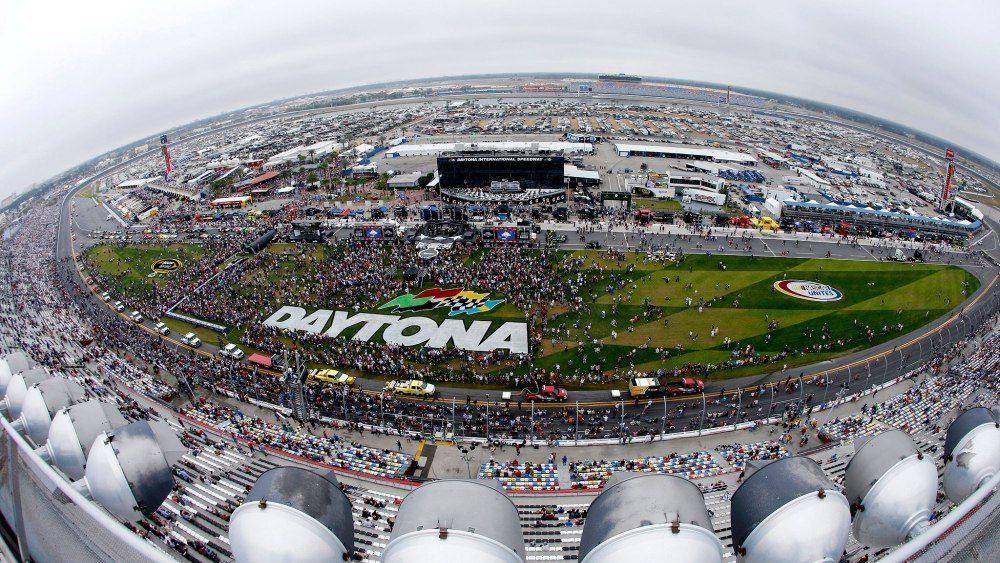 Daytona 500 en realidad virtual