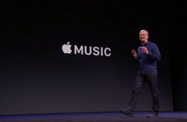 Apple propone nueva política de regalías para los servicios de streaming de música