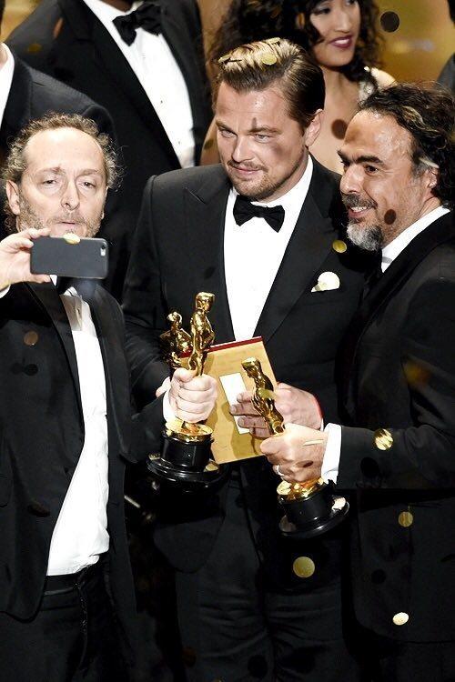 Ganadores Premios Oscar 2016