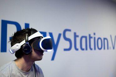 PlayStation VR precio y fecha de salida