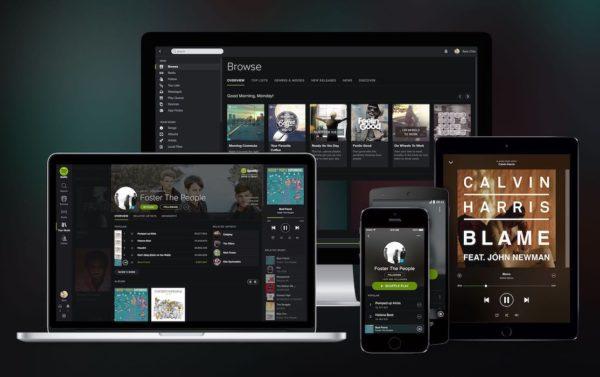 Spotify supera la barrera de los 100 millones de usuarios activos al mes