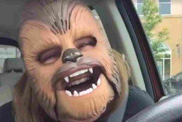 Chewbacca Mom, se convierte en el vídeo más visto en Facebook