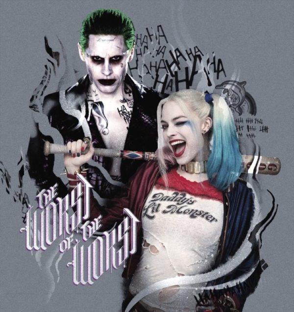 Harley Quinn y Joker - Suicide Squad