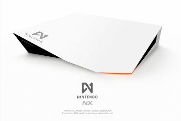 Concepto Nintendo NX