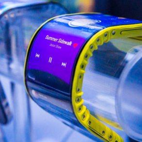 Lenovo CPlus - Smartphone se dobla en reloj