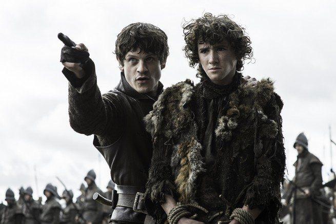 Resumen Game of Thrones: Batalla de los Bastardos — rickon