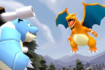Dragonair y Blastoise en Pokémon Go Puerto Rico