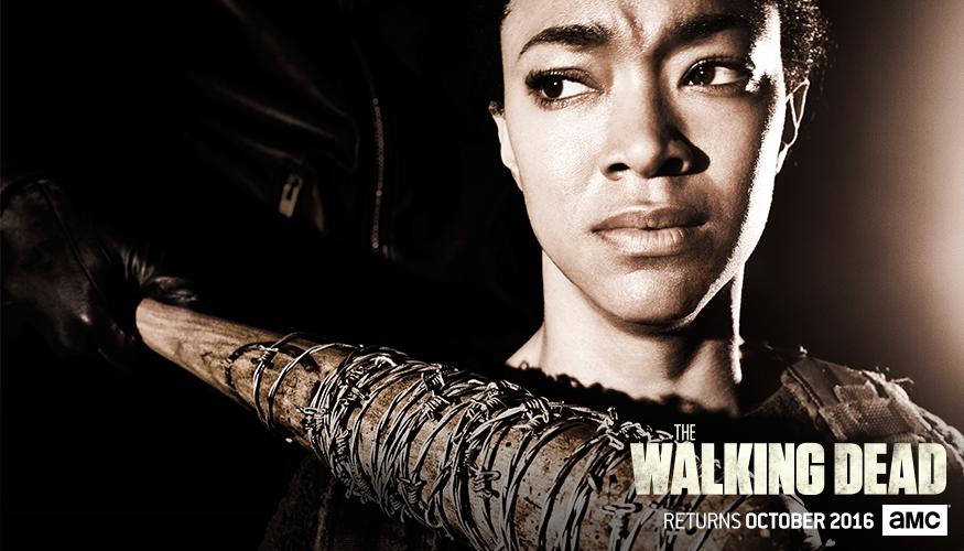 The Walking Dead Sasha