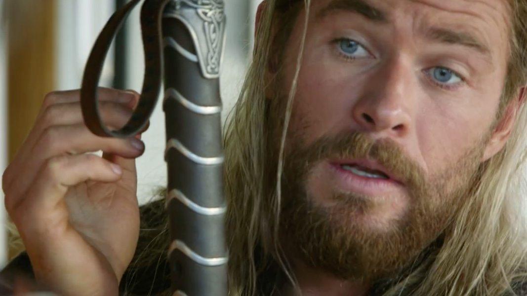 Finalmente sabemos qué hacía Thor durante el Civil War