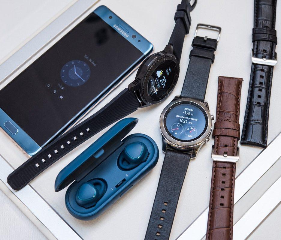 Samsung Galaxy Gear S3