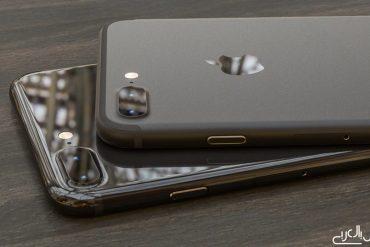 iPhone 7 Piano Black y Dark Black conceptos