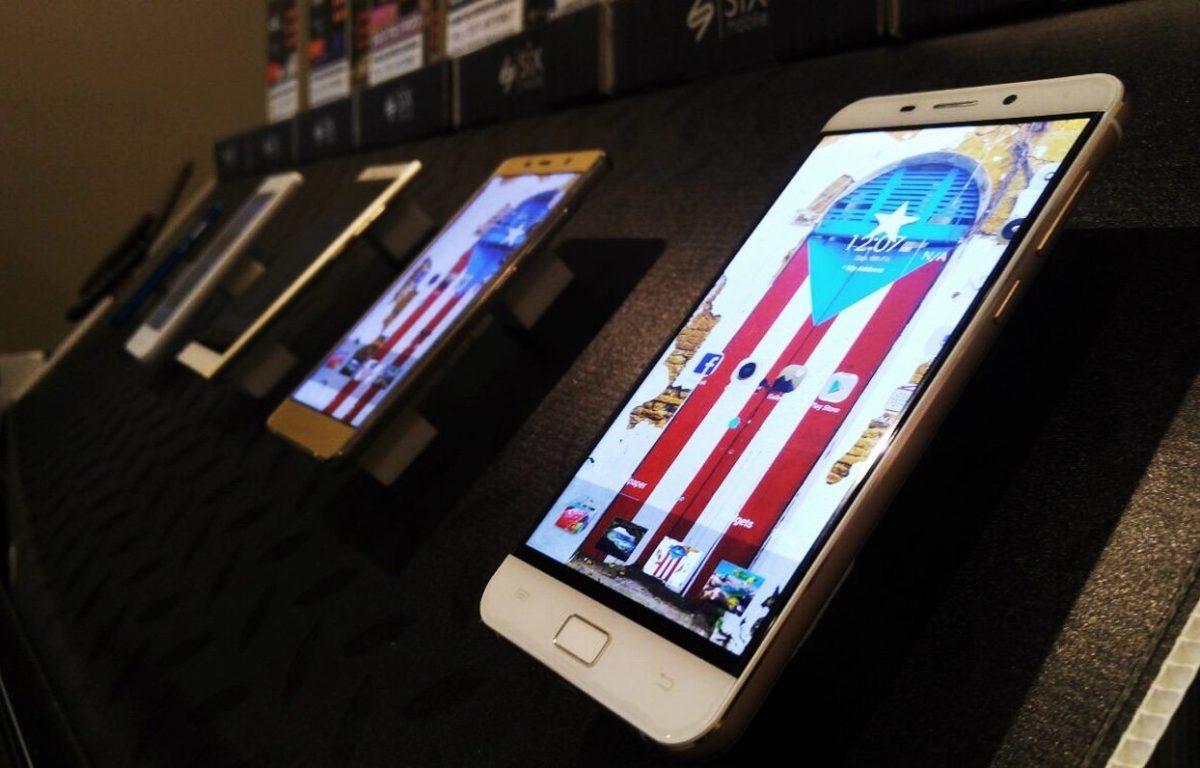 Six Mobile - Teléfonos boricuas