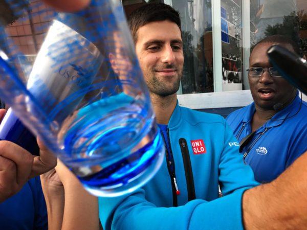 Fotos tomadas iPhone 7 Plus US Open