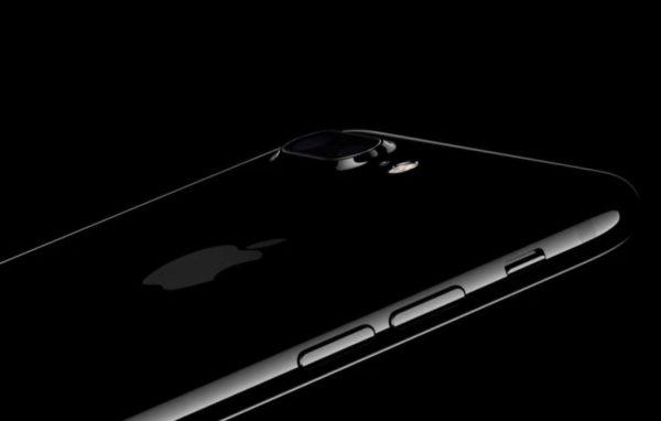 iPhone 7 y iPhone 7 Plus Jet Black
