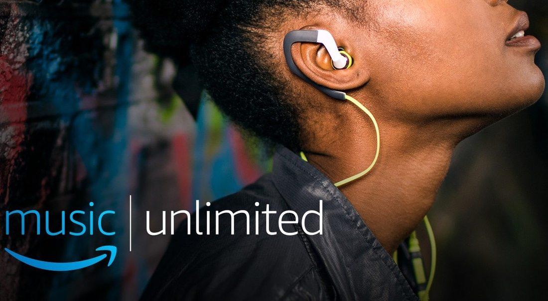 Amazon Music Unlimited servicio de música streaming