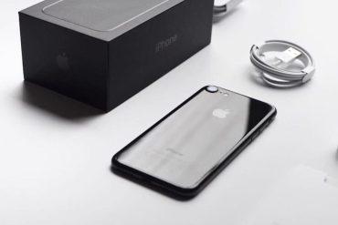 Test rendimiento batería iPhone 7