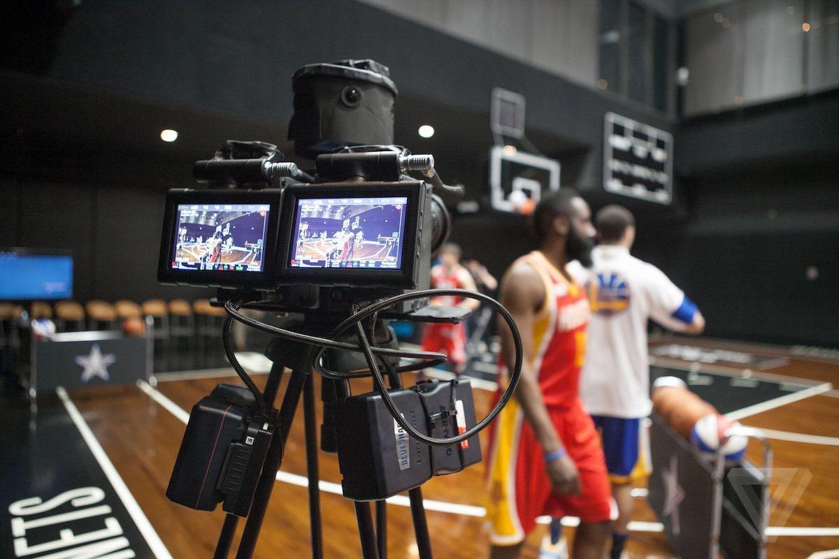NBA Realidad Virtual