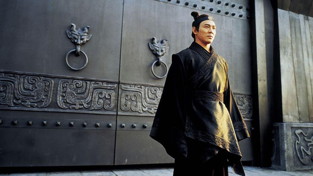 Hero - Jet Li Algunasde las mejores series y películas para descargar ya en Netflix