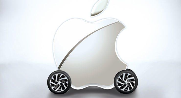 Auto de Apple - Project Titan