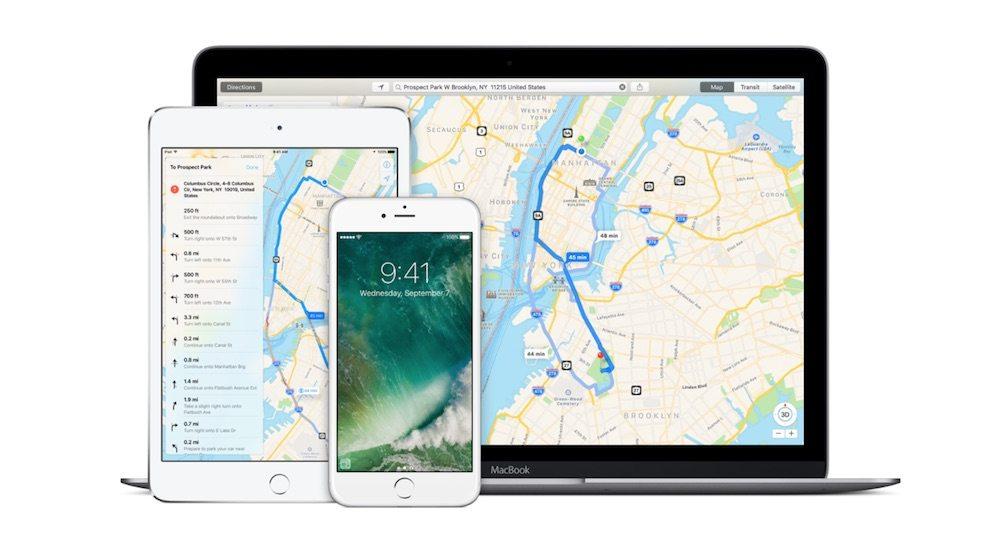 Drones para mejorar Apple Maps y superar aGoogle Maps, así sería lanueva estrategia de Apple