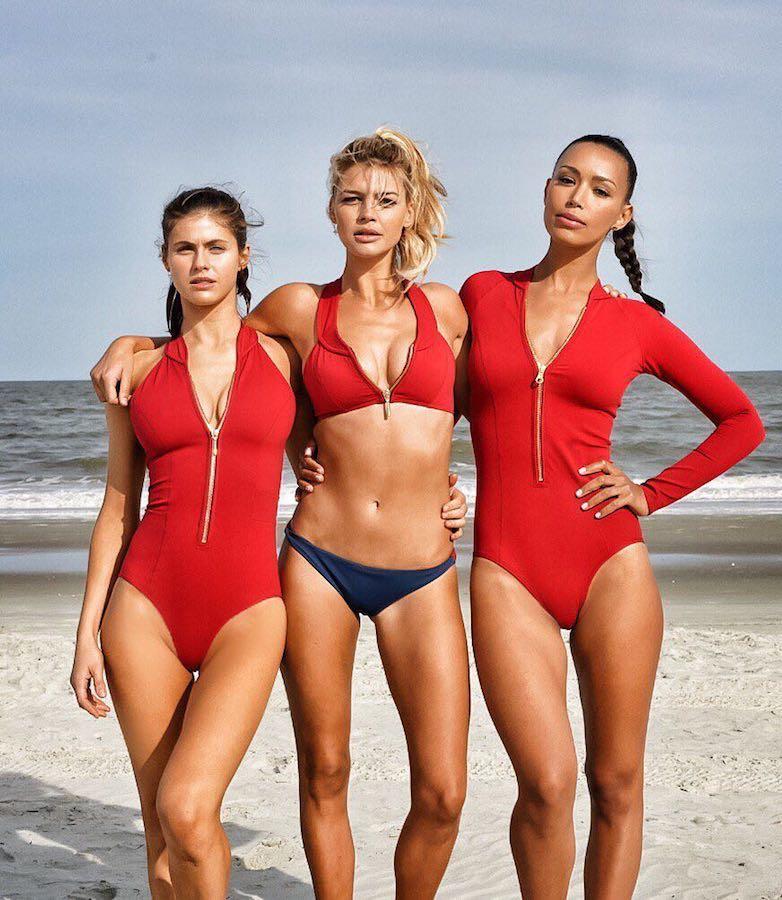 Baywatch girls Película 2017