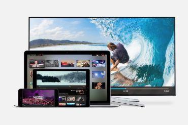 Aplicación BitTorrent Live Video para iOS