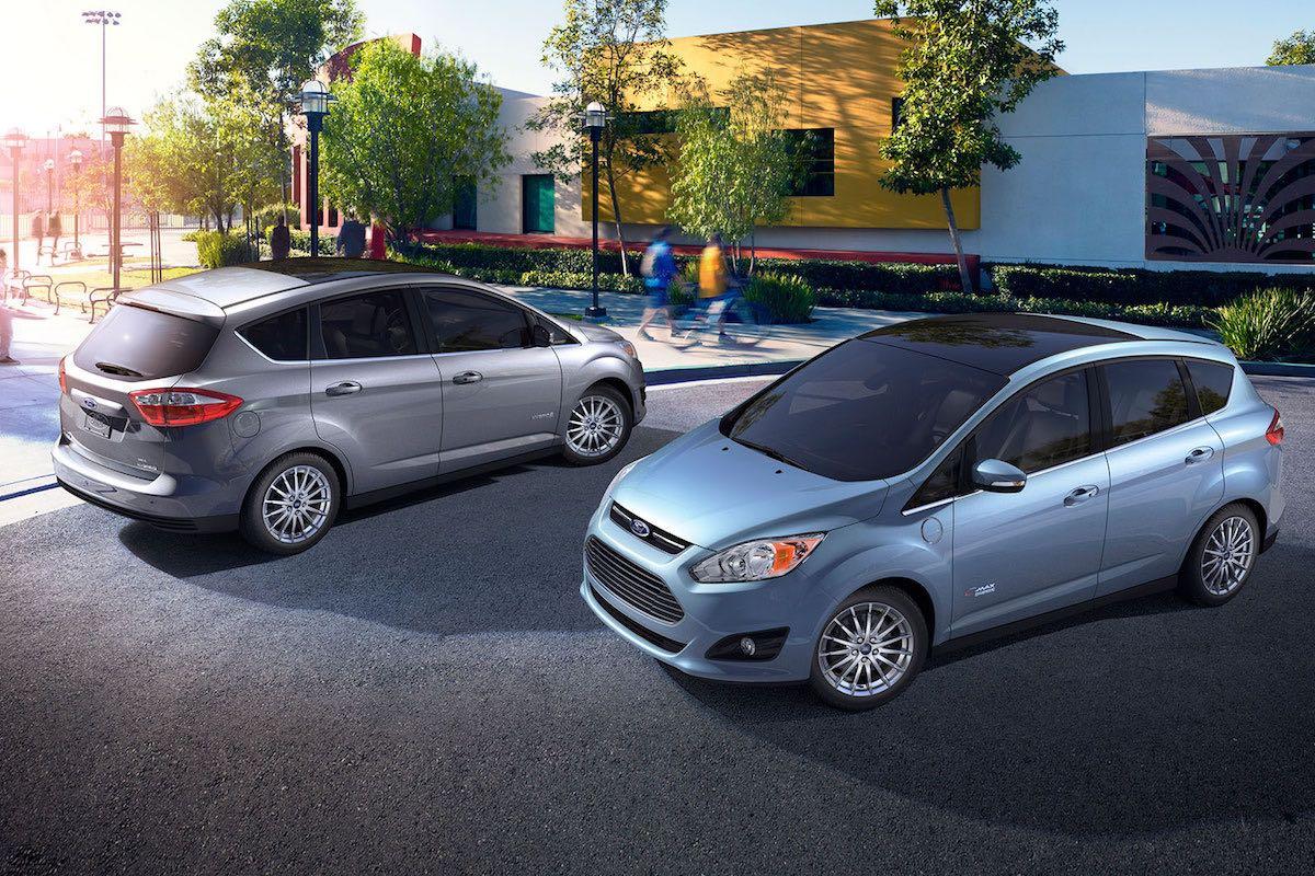 Ford CMax Energi con Sync 3 y Alexa