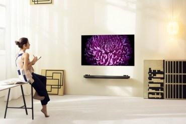 LG OLED TV W