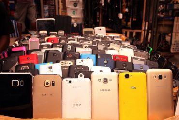20 teléfonos más vendidos en la historia